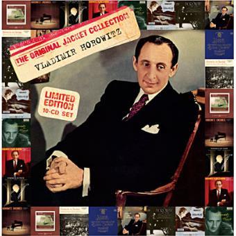 The Original Jacket Collection | Vladimir Horowitz (10CD)