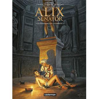 Alix Senator - Livre 7: La Puissance et l'Éternité