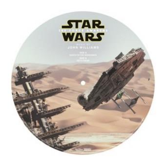 "BSO Star Wars: The Force Awakens (Picture Disc)(10"")"