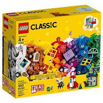 LEGO Classic 11004 Janelas de Criatividade