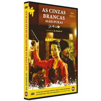 As Cinzas Brancas Mais Puras - DVD