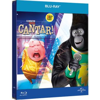 Cantar! - Edição Caixa Metálica Exclusiva Fnac (Blu-ray)