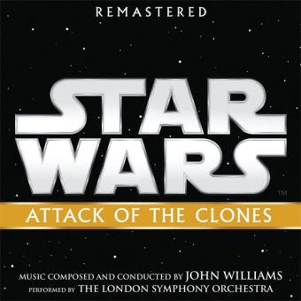 BSO Star Wars: Attack of The Clones - CD