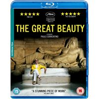 The Great Beauty - Blu-ray Importação