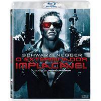 O Exterminador Implacável - Blu-ray