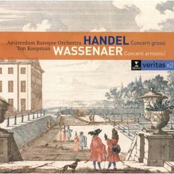 Concerti grossi op.6/6..