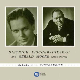 Schubert    Winterreise D911 (Recorded In 1955)