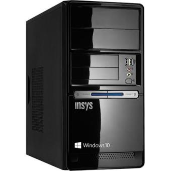 Insys PowerNet J1900 | 4GB | 500GB (Windows 10)