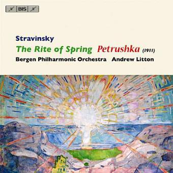 Petrushka/rite Of Spring