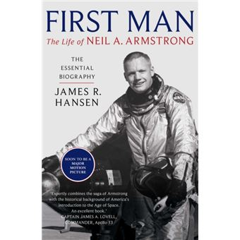 First man: the life of neil armstro