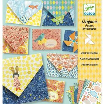 Origami - Pequenos Envelopes - Djeco