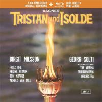 Wagner: Tristan Und Isolde - 3CDA + Blu-ray