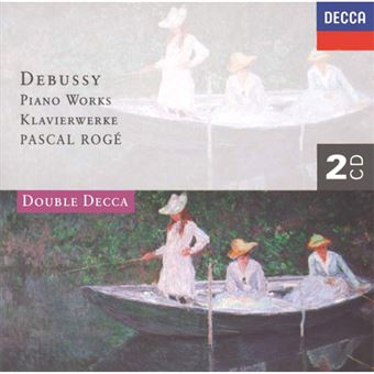 Debussy: The Solo Piano Works - 2CD