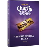 Charlie e a Fábrica de Chocolate (DVD)