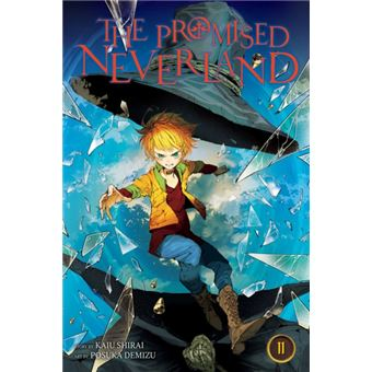 The Promised Neverland - Volume 11