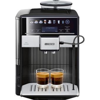 Siemens TE605209RW Independente Completamente automático Máquina espresso 1.7l 2chávenas Preto máquina de café
