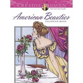 Creative haven american beauties co