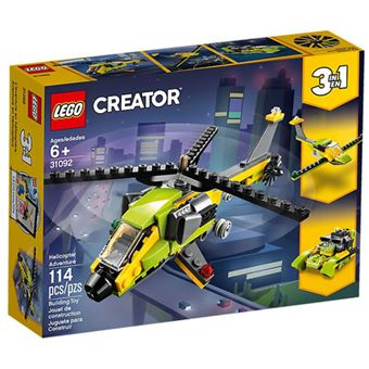 LEGO Creator 31092 Aventura de Helicóptero