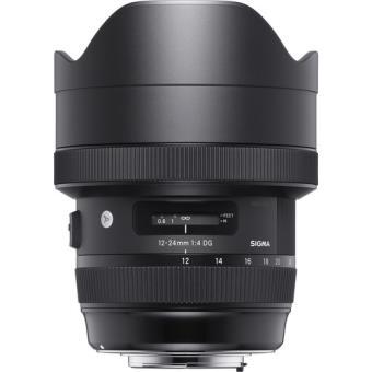 Objetiva Sigma 12-24mm f/4 DG HSM Art para Nikon