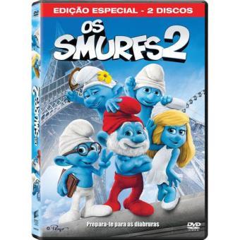 Os Smurfs 2 - Edição Especial