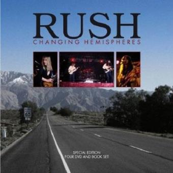 Changing Hemispheres (Deluxe Edition 4DVD+Book)