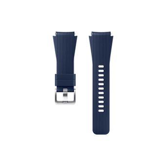Bracelete de Silicone Samsung Galaxy Watch 46mm - Azul