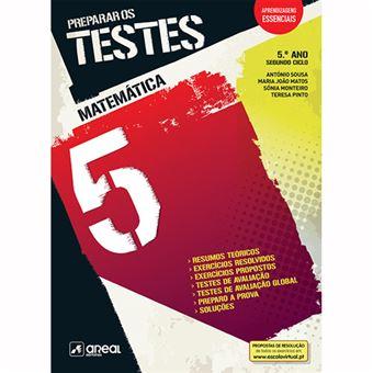 Preparar os Testes - Matemática - 5º Ano