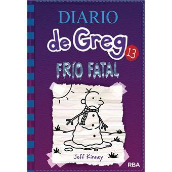 Diario de Greg #13. Frío fatal.