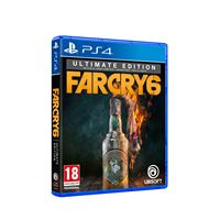 Far Cry 6 Ultimate Edition - PS4