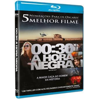 00:30 A Hora Negra - Blu-ray