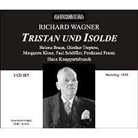 WAGNER-TRISTAN UND ISOLDE (3CD)