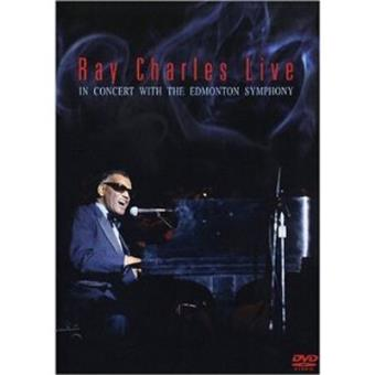 Ray Charles - In Concert with the Edmonton Symphony