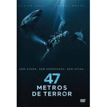 47 Metros de Terror - DVD