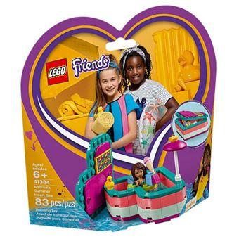 LEGO Friends 41384 A Caixa-Coração de Verão da Andrea