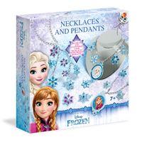 Frozen Disney 2 Colares Flocos de Neve - Clementoni