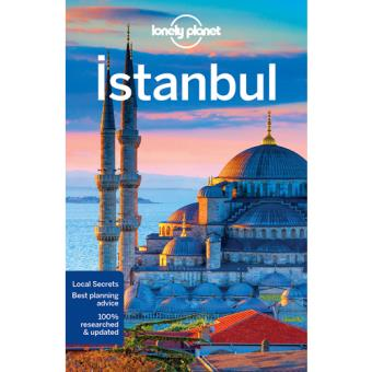 Lonely Planet Travel Guide - Istanbul