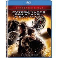 Exterminador Implacável: A Salvação - Blu-ray