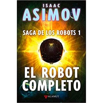 El robot completo-saga de los robo1