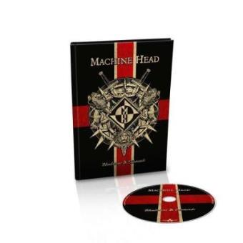 Bloodstone And Diamonds (Mediabook Version CD+Livro)