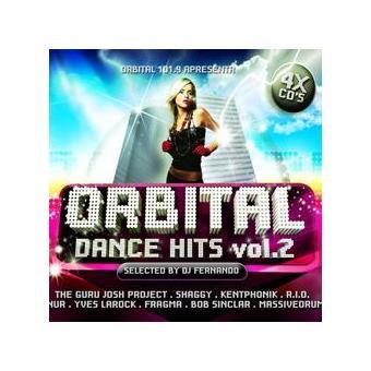 Orbital Dance Hits Vol. 2 (4CD)