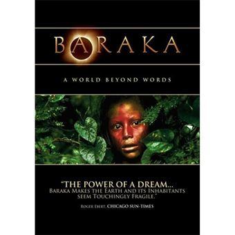 Baraka: A World Beyond Words - DVD Importação