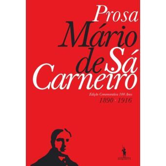 Prosa   Mário de Sá-Carneiro