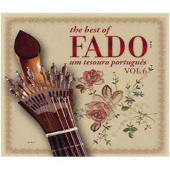 Best of Fado   Um Tesouro Português Vol.6