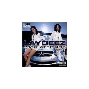Kiss Presents Laydeez With Attitude (2CD)