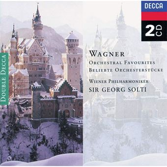 Wagner: Orchestral Favourites - 2CD