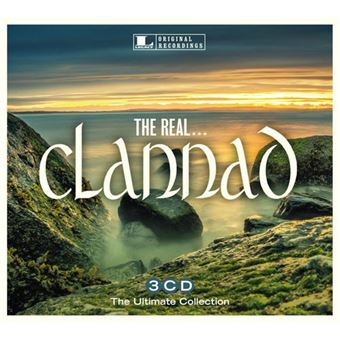 The Real... Clannad - 3CD