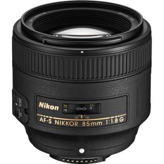Objetiva Nikon AF-S NIKKOR 85mm f/1.8G