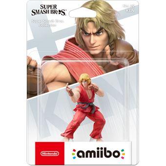 Amiibo Super Smash Bros: Ken