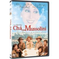 Chá com Mussolini