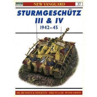 sturmgeschutz iii and iv 1942 45 doyle hilary compra livros na